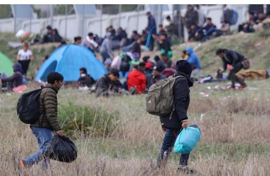 Almanya 2021'in ilk 6 ayında 47 bin 400 sığınmacı aldı