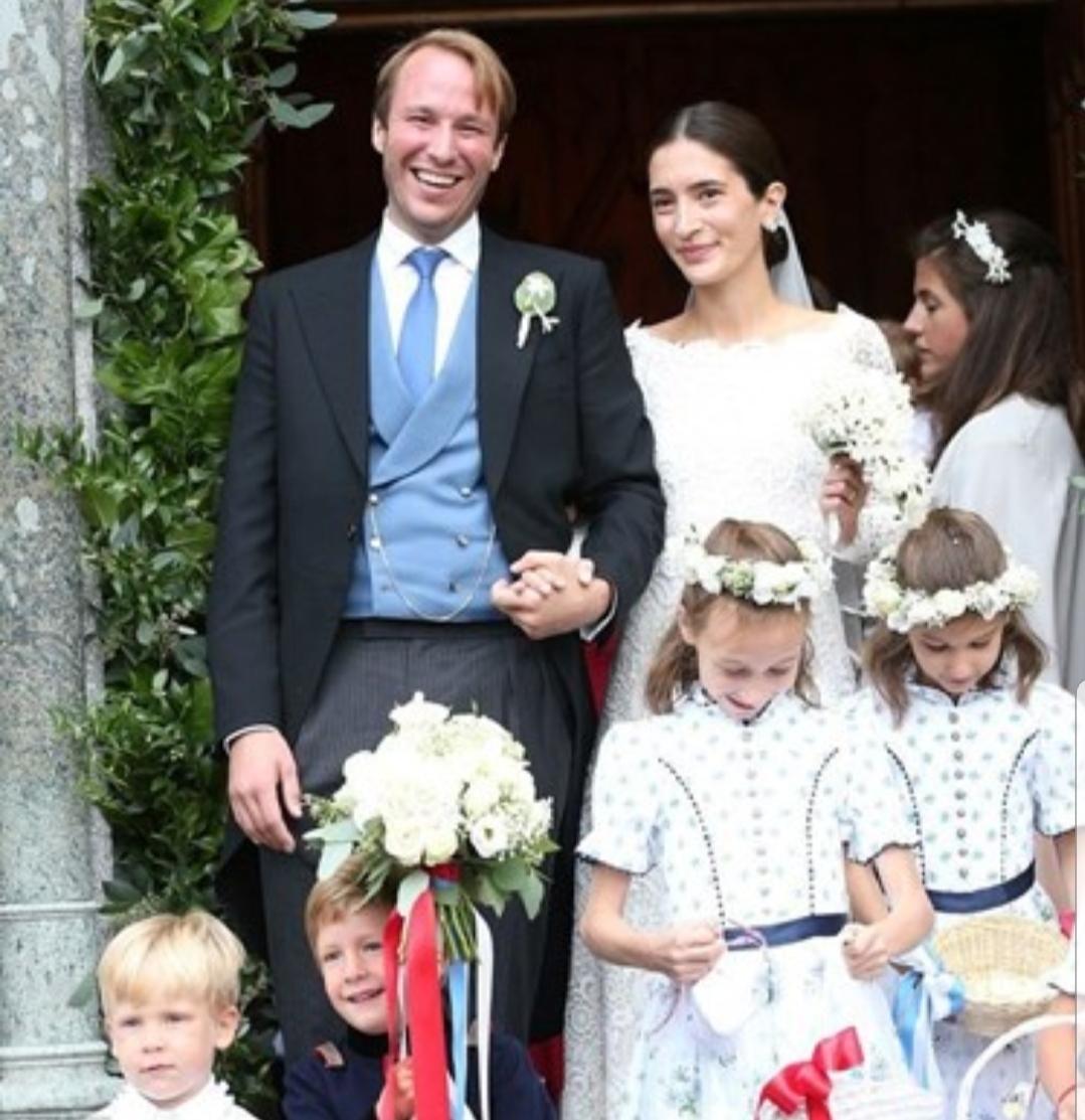 Almanya'nın Bavyera Prensi ile Deniz Kaya evlendi