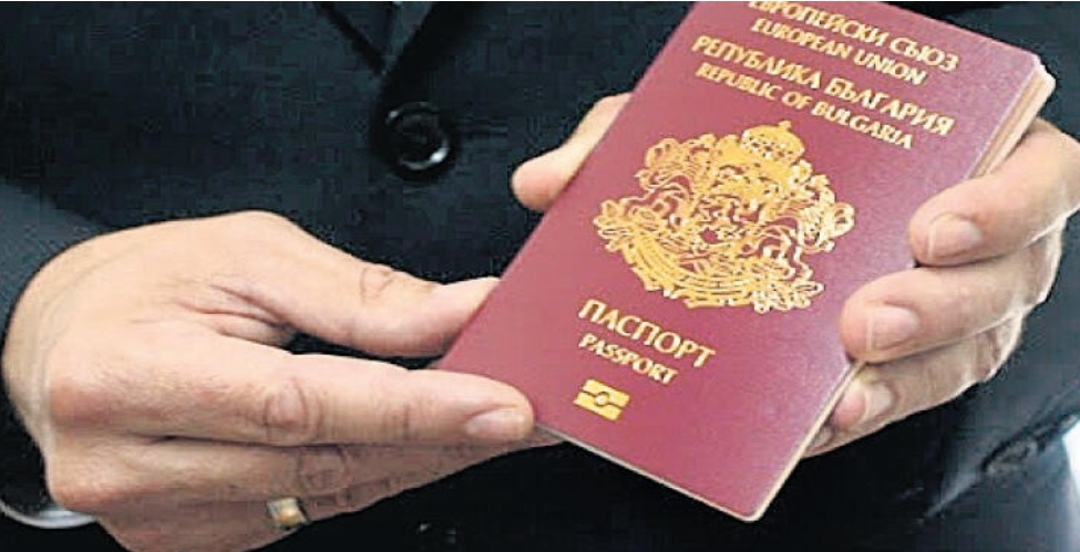 Bulgar pasaportu olanlara oy izni