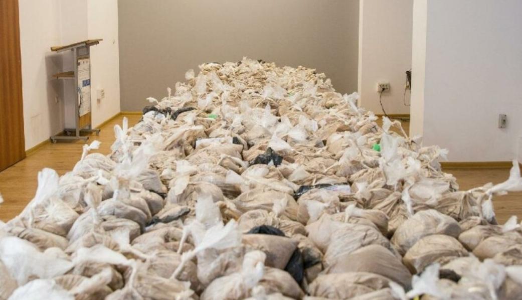 Bulgaristan'da büyük operasyon: 401 kilo uyuşturucu yakalandı