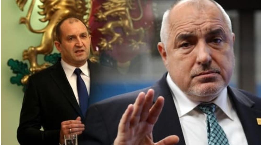 Bulgaristan'da cumhurbaşkanı ile başbakan arasında