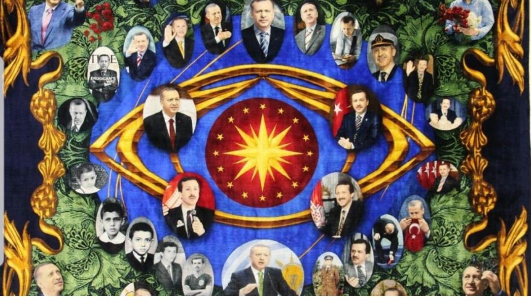 Erdoğan'ı dokudu, Guinness'e aday oldu
