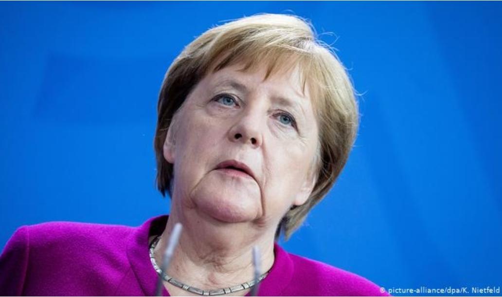 Merkel'den sağlık durumuna ilişkin açıklama: Ben iyiyim