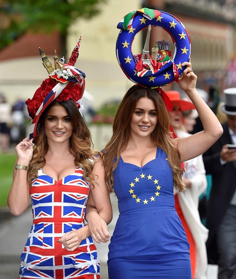 İngiltere, AB'de kalıp kalmama kararı için sandık başında