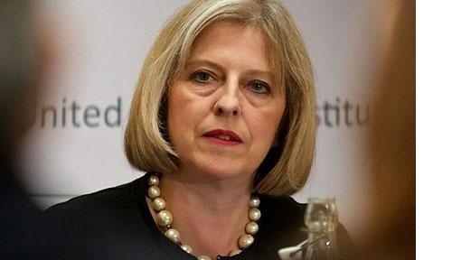 İngiltere'nin yeni başbakanı Theresa May oldu..!