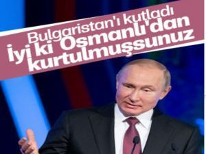 Putin Bulgaristan Cumhurbaşkanı'nı kutladı