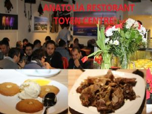 Toyen in the center of oslo is also a turkish restaurant for A taste of turkish cuisine