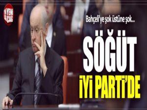 Söğüt Belediye Başkan'ı Halil Aydoğdu Mhp den istifa etti.İYİ Partiye Geçti